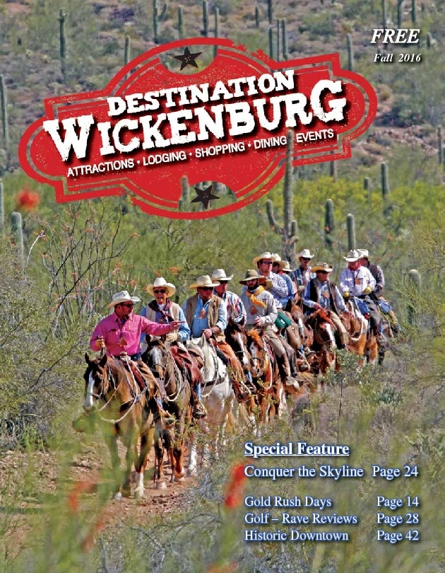 Destination Wickenburg Fall 2016
