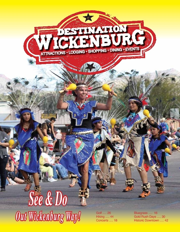 Destination Wickenburg Fall 2015