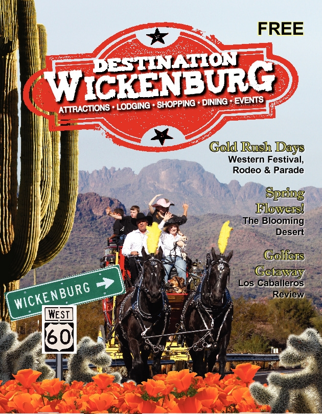 Destination Wickenburg Spring 2015