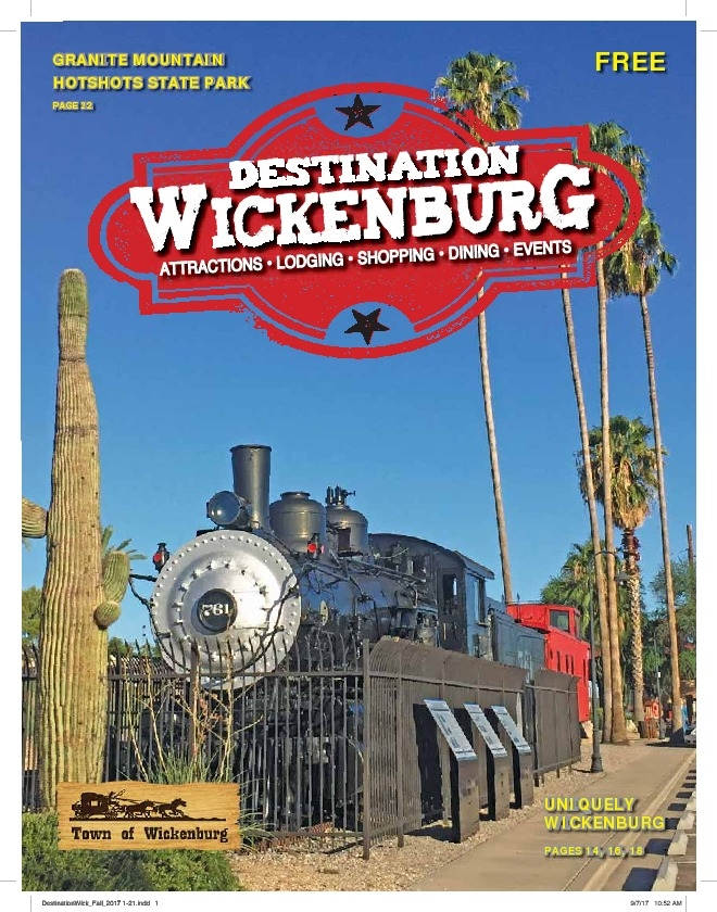 Destination Wickenburg Fall 2017
