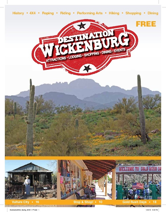 Destination Wickenburg Spring 2018
